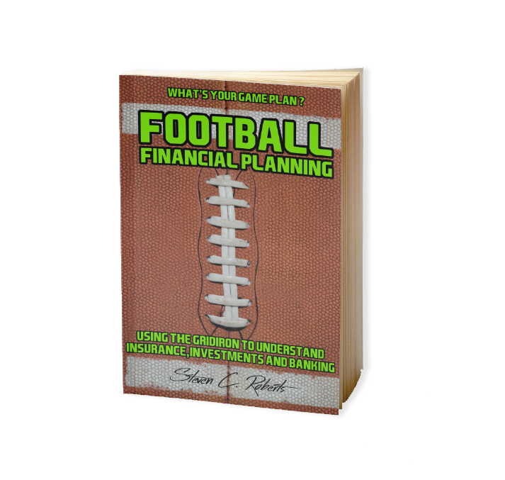 Football Financial Planning Book Cover